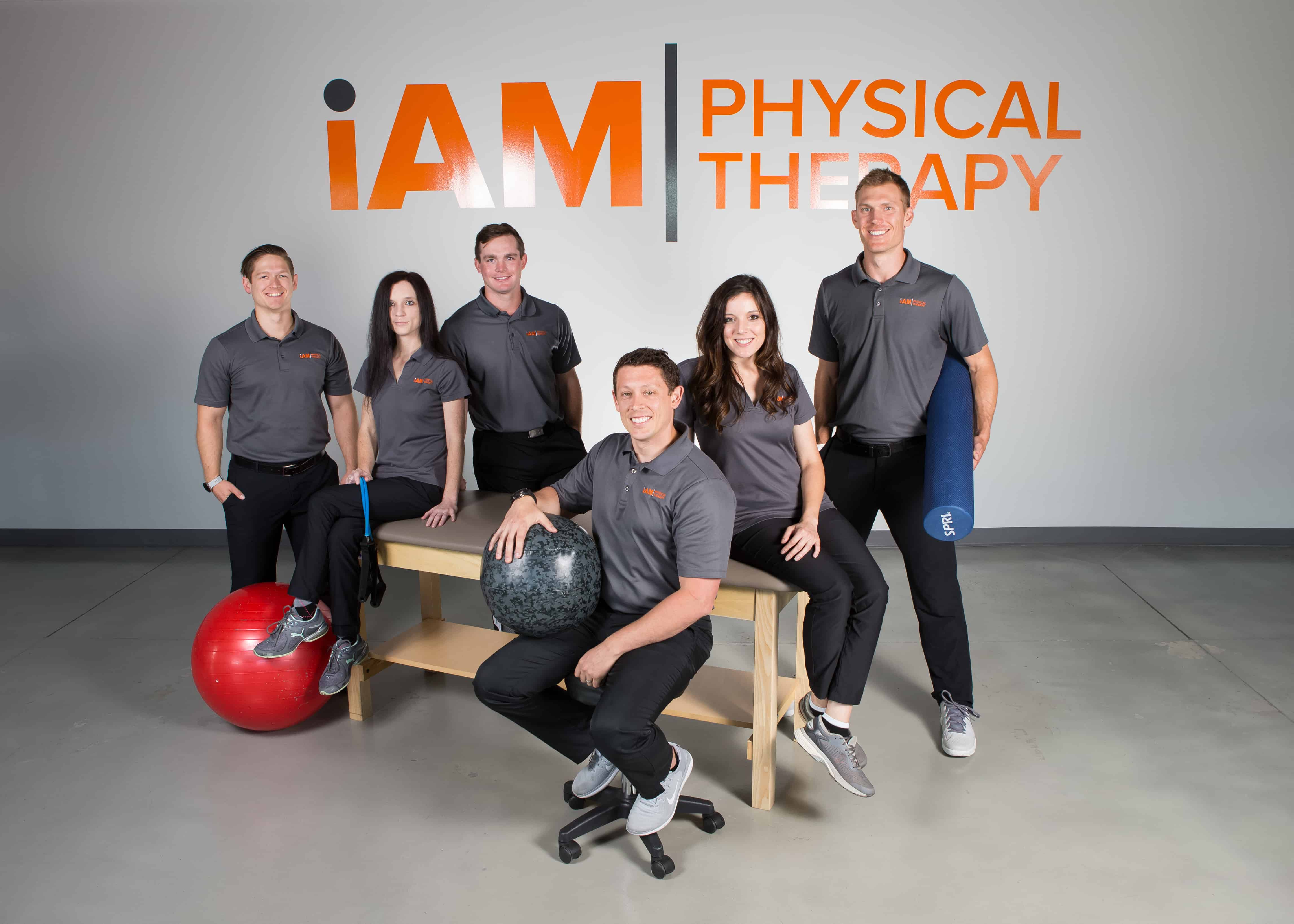 IAM006 - Meet Our Team